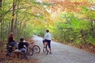 Cycling Trail Trails
